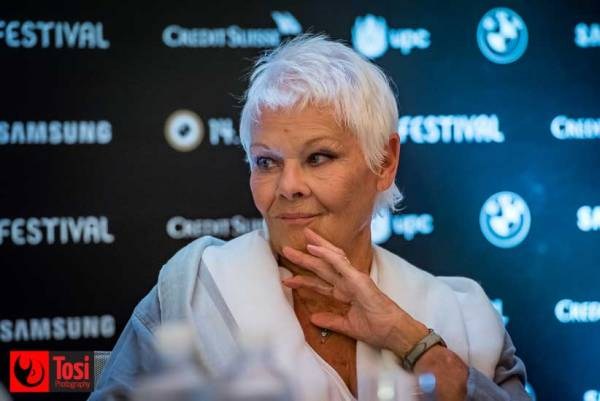 Judi Dench - Tosi photography
