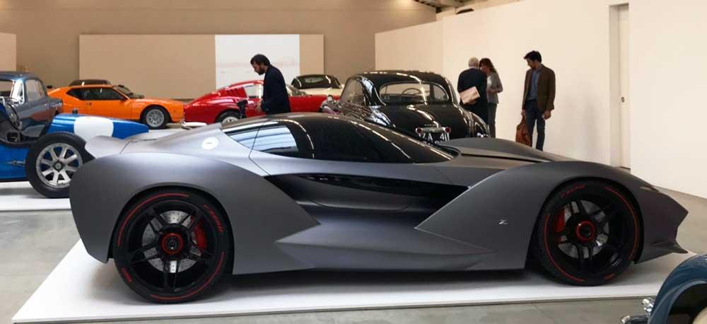 auto che passione - isoRivolta Vision Gran Turismo - Photo by Masedomani