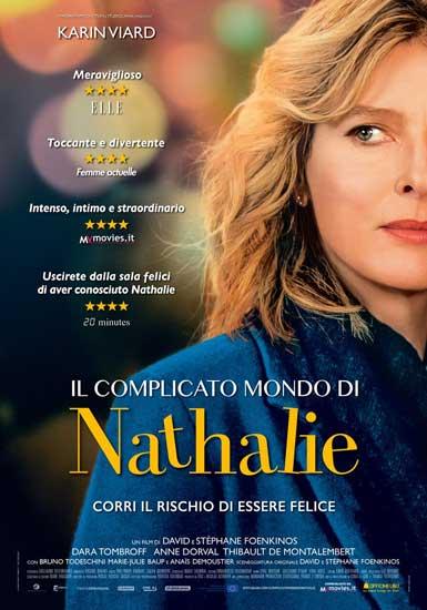 la locandina del film Il complicato mondo di Nathalie