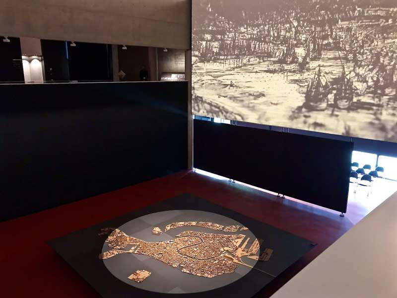 Louis Kahn e Venezia - ambiente centrale - Photo By MaSeDomani
