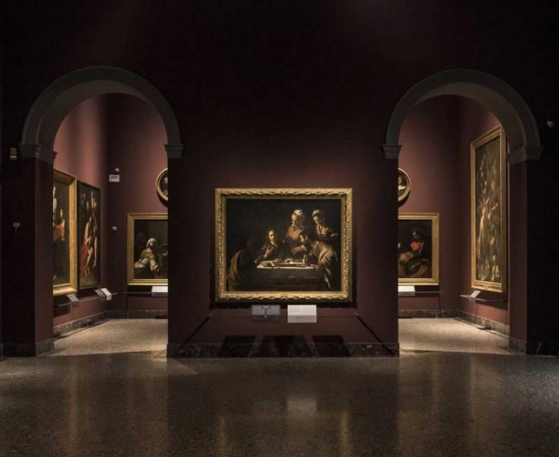 la nuova Brera: il terzo allestimento della Pinacoteca, sala 28 - Photo by James O'Mara
