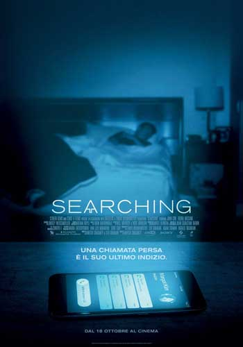 poster film Searching