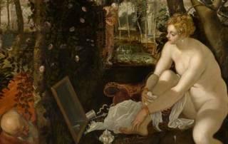 Tintoretto a Palazzo Ducale_Susanna e I Vecchioni