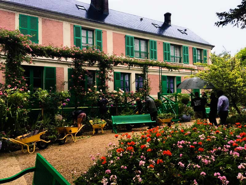 Le ninfee di Monet - La casa di Giverny - Photo: courtesy of Nexo Digital