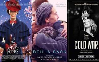 le novità al cinema dal 20 dicembre