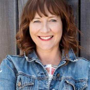 La scrittrice Jill Dawson