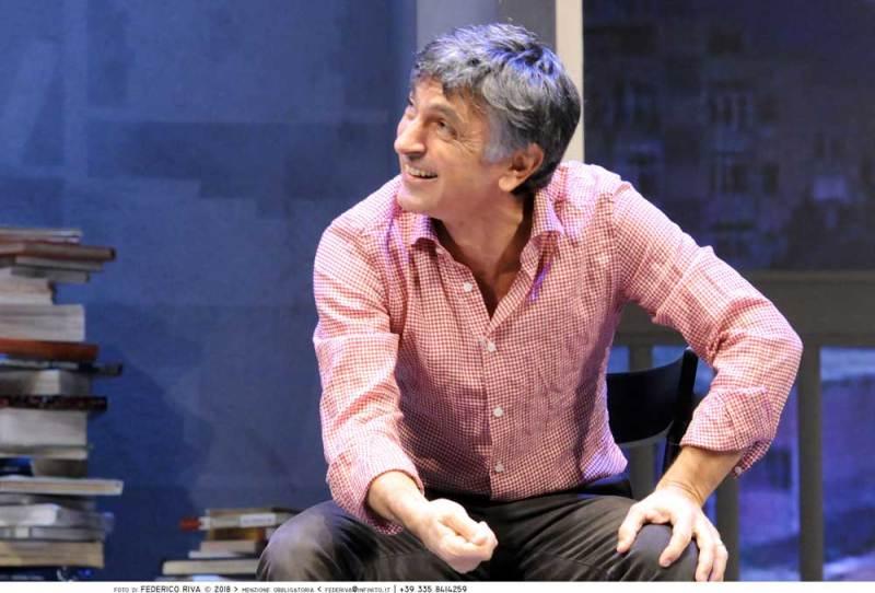 Capodanno a teatro: al Manzoni va in scena Vincenzo Salemme - Foto di Federico Riva