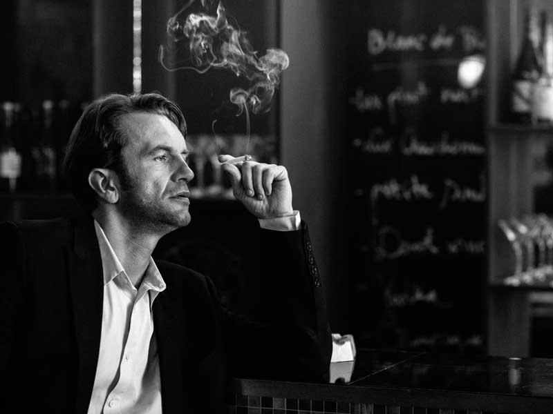 Tomasz Kot in una scena del film del film Cold War - Photo: courtesy of Lucky Red