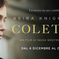 COLETTE: l'eterna bellezza in costume di Keira Knightley