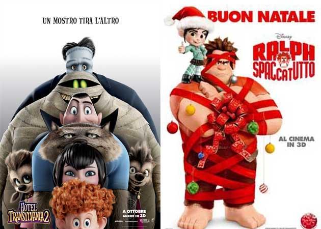 i migliori film in TV a Capodanno 2019: i cartoon