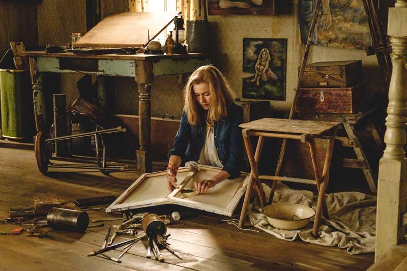 Naomi Watts in una scena del film il castello di vetro - Photo courtesy of Notorious Pictures