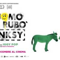 L'UOMO CHE RUBÒ BANKSY: Iggy Pop fra i «passengers» della Street Art contemporanea