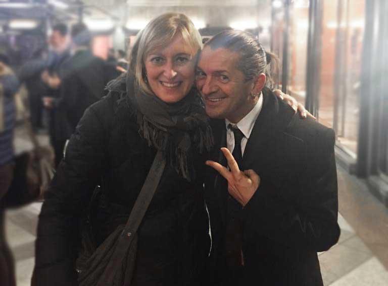 Priscilla il musical - Sarah Pellizzari Rabolini e Manuel Frattini - Photo by MaSeDomani