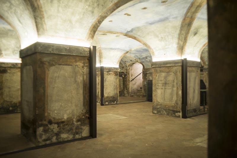 Il Cinema Bianchini Segreto 2019 all'Archivio storico ed al Sepolcreto della Ca' Granda