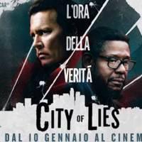 CITY OF LIES - L'ora della verità: il film sulla morte del rapper Notorious B.I.G.