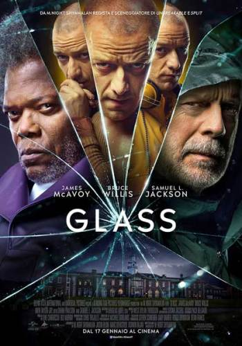 GLASS poster film