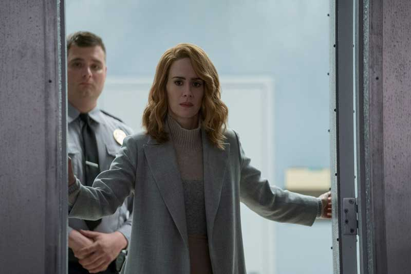 Sarah Paulson nel film Glass - Photo: courtesy of The Walt Disney Company