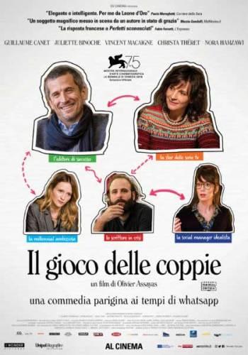 Locandina italiana del film Il gioco delle coppie
