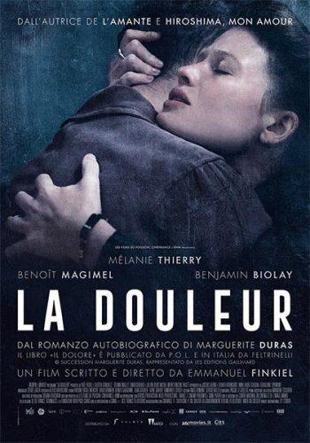 film La douleur poster