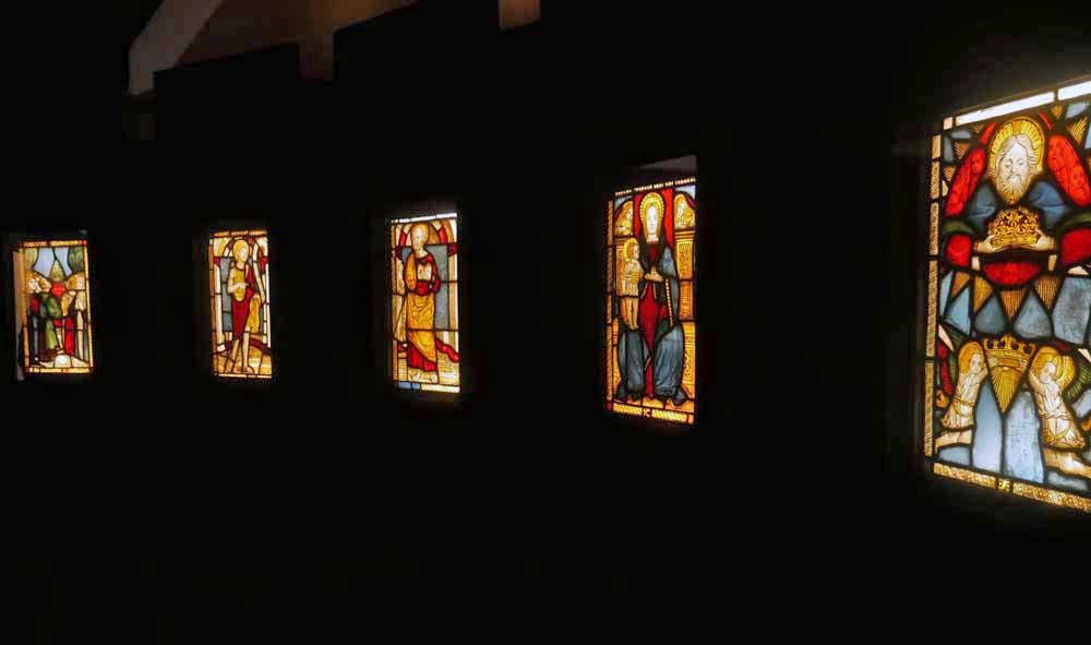 Il Rinascimento nelle terre ticinesi 2: le vetrate di San Vittore Mauro a Poschiavo in mostra - Foto: MaSeDomani