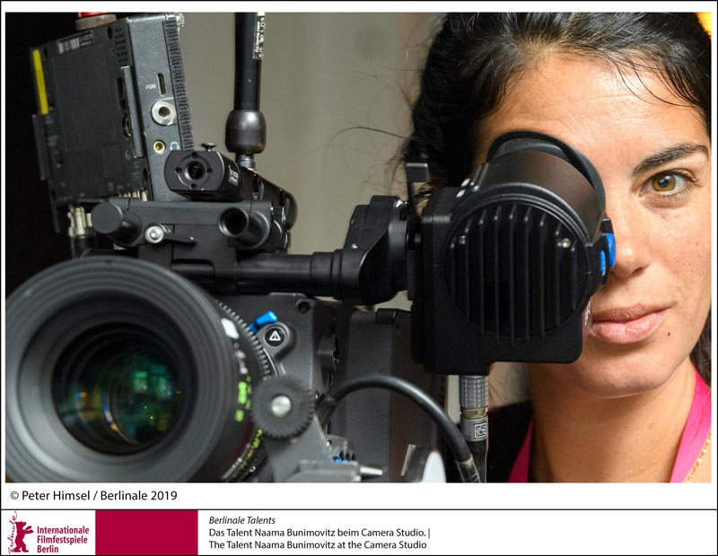 Berlinale 2019: i numeri di Talents - Naama Bunimovitz at the Camera Studio © Peter Himsel