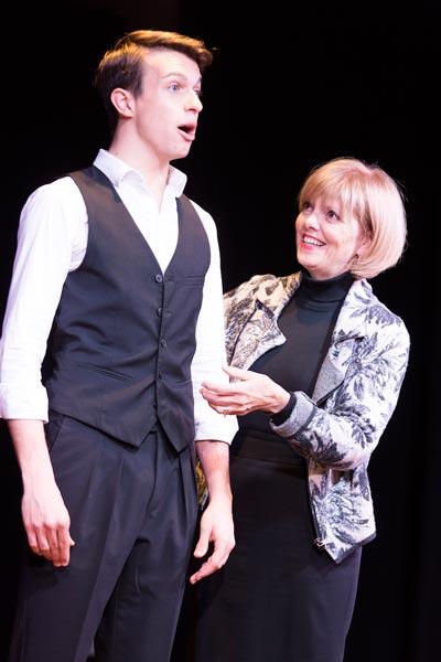 Shawna Farrell con uno dei ragazzi della BSMT - Photo: Giulia Marangoni
