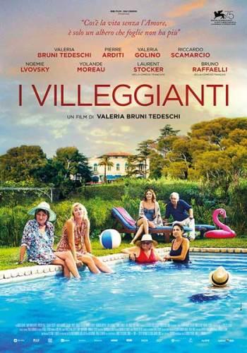 I Villeggianti poster film