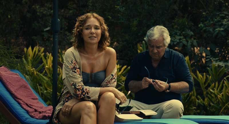 Valeria Golino in una scena del film I Villeggianti - Foto: Lucky Red