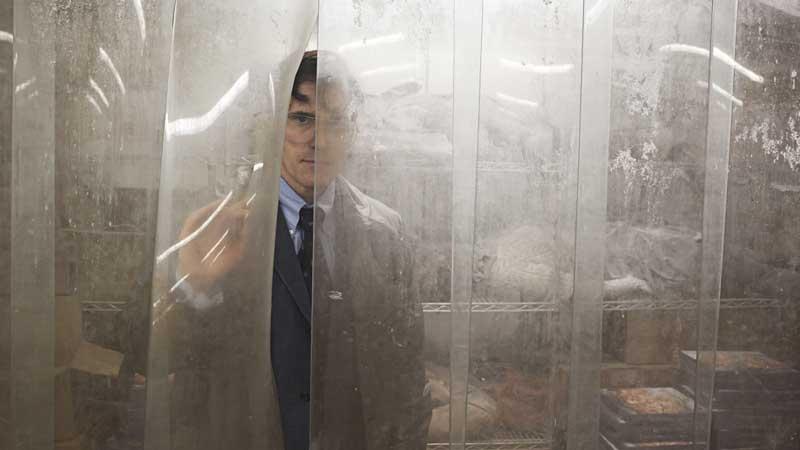 Matt Dillon in una scena del film La Casa di Jack - Photo by Zentropa / Christian Geisnaes