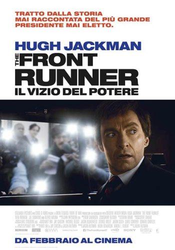 the front runner poster film