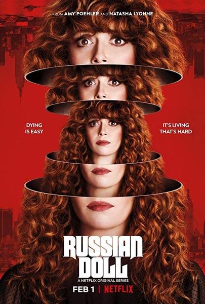 serie Netflix Russian Doll poster