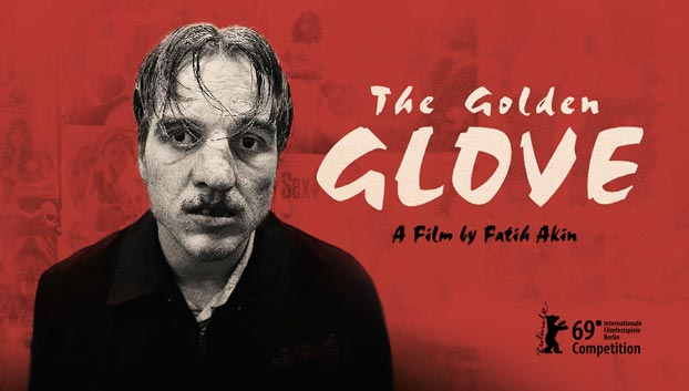 the golden glove film banner