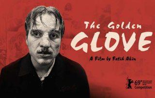 the golden glove film banner