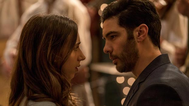 Zoe Kazan e Tahar Rahim nel film The Kindness of Strangers © Per Arnesen