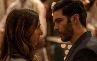Zoe Kazan e Tahar Rahim nel film The Kindness of Strangers © Per Arnesen