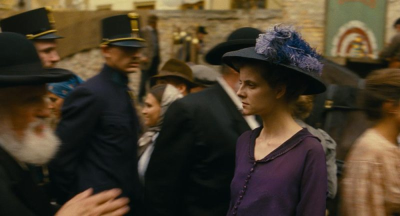 Juli Jakab è Írisz Leiter nel film Tramonto - Photo: Movies Inspired