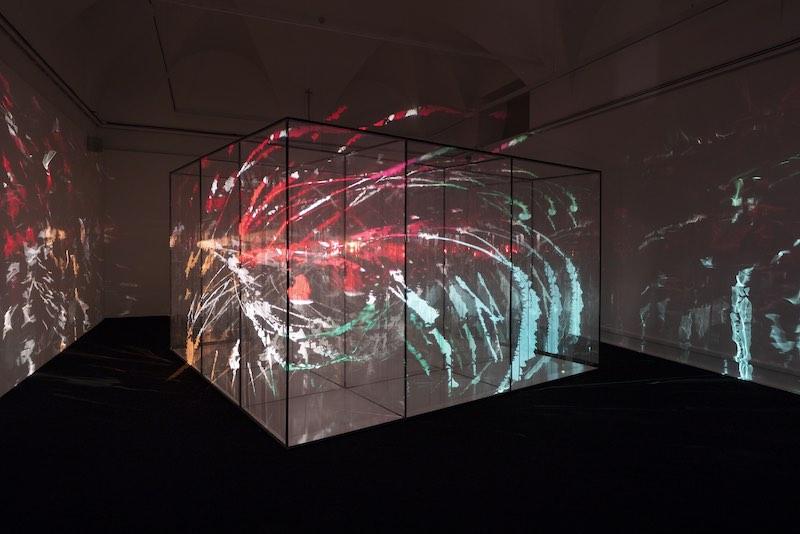 Marinella Pirelli, Film Ambiente, Allestimento al Museo del Novecento, Milano, 2019 - Foto di Lorenzo Palmieri