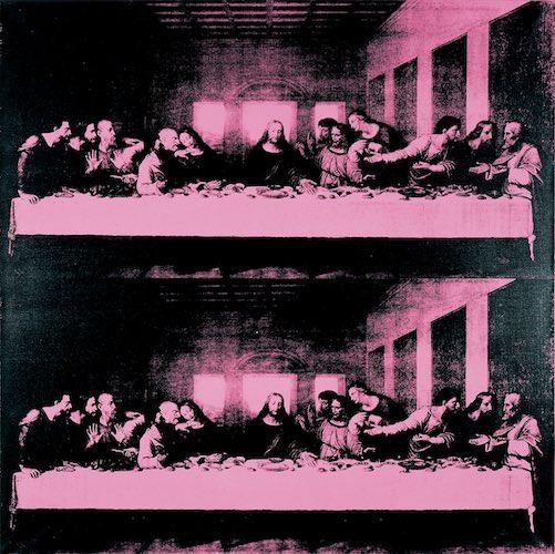 Andy Warhol, The Last Supper, Collezione Creval