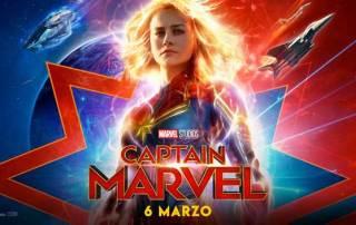 Captain Marvel banner film