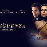 La Conseguenza: il cuore di Keira Knightley batte per Jason Clarke e Alexander Skarsgård