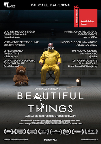 Beautiful Things poster ita