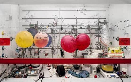 Thomas Struth Cappa chimica, Università di Edimburgo, 2010 © Thomas Struth