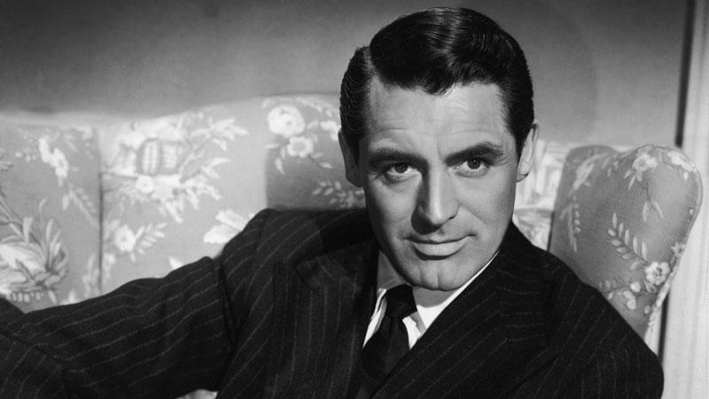 Cary Grant - Ph: courtesy of Cineteca Milano