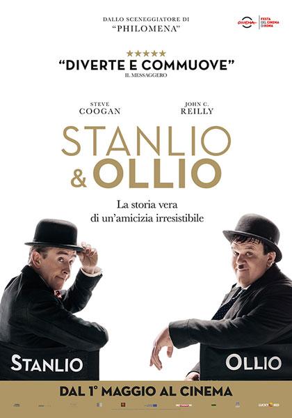 Stanlio e Ollio poster film