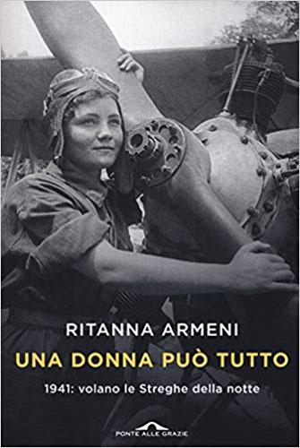 La cover del romanzo Una donna può tutto