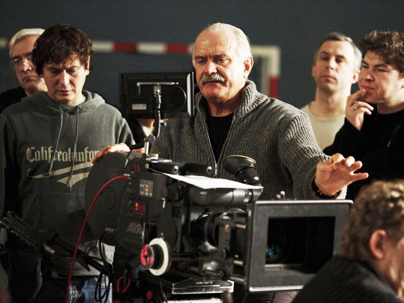 il regista Nikita Mikhalkov