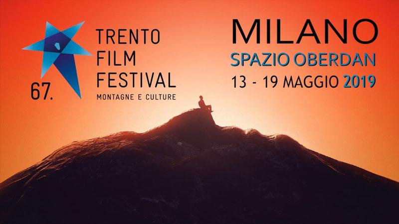 Trento Film Festival 2019 poster
