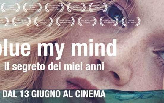 blue my mind banner film