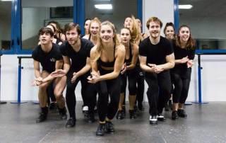 corso gratuito per coreografi della BSMT