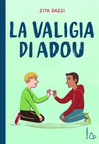 La valigia di Adou copertina libro